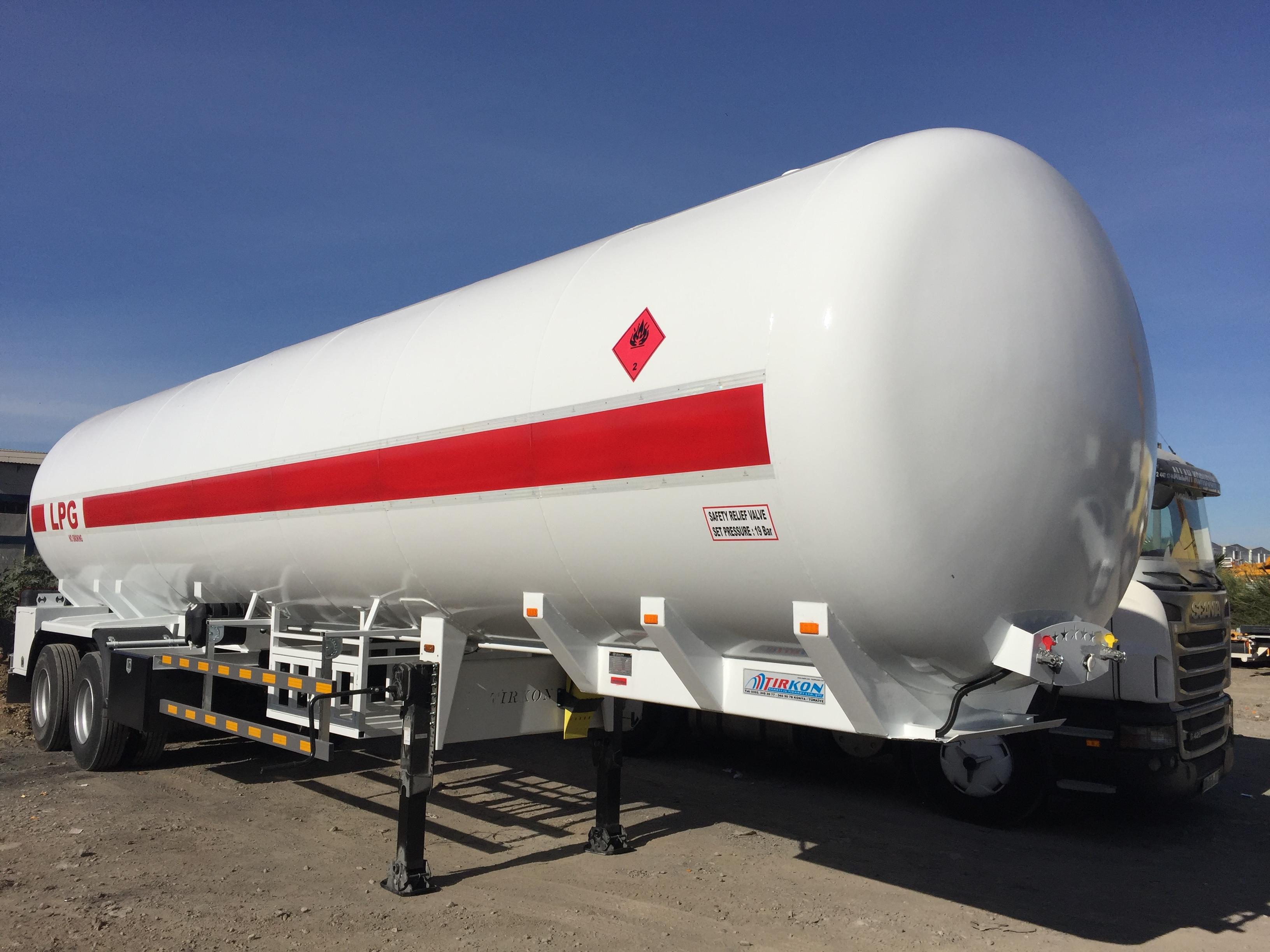 LPG Tanker